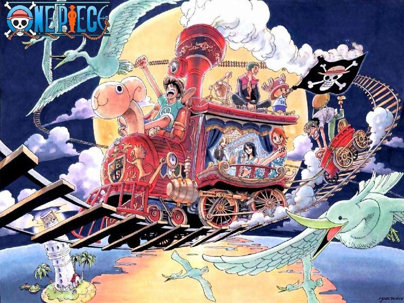 One Piece >> Free Download One Piece Wallpaper (19 - 24) Straw Hat ...