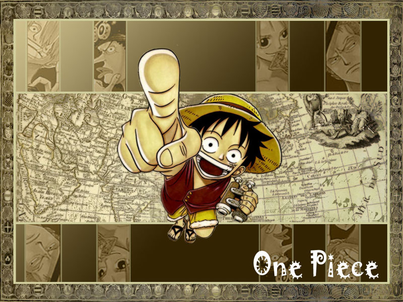 One Piece >> Free Download One Piece Wallpaper (31 - 36)